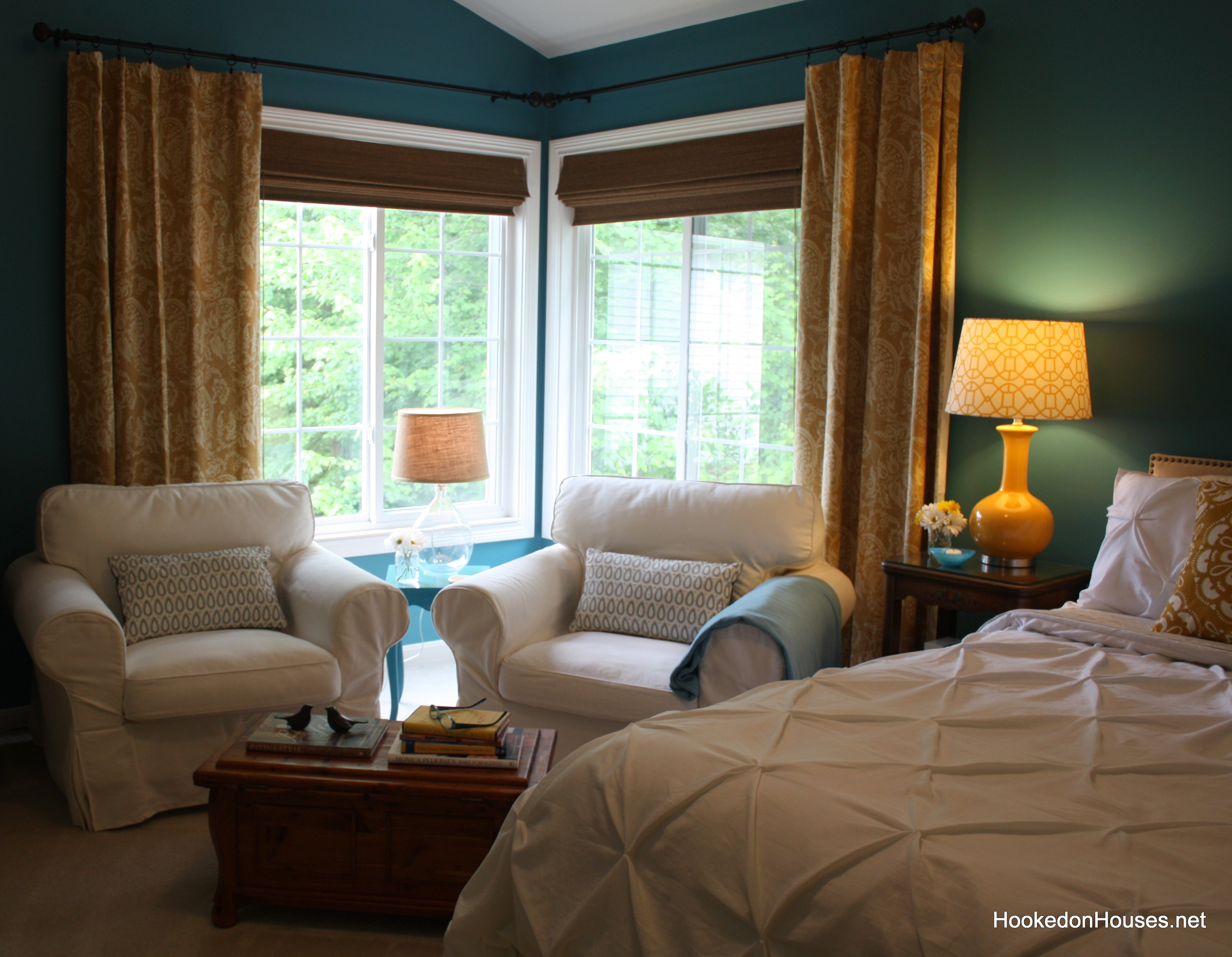 Master Bedroom With Tv Sitting Area  Native Home Garden Design