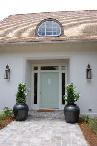 Coastal Living Ultimate Beach House-front door exterior ...