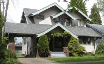 & Reviving 1912 Craftsman In Portland