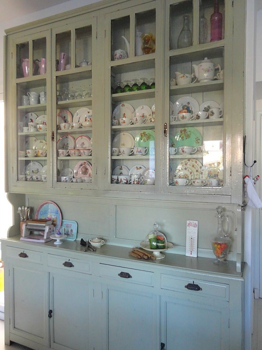 antique kitchen hutch and bath design software display cabinet in - hooked on houses