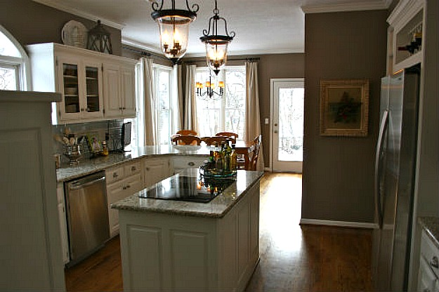 Before Amp After A Family CEO Updates Her Kitchen