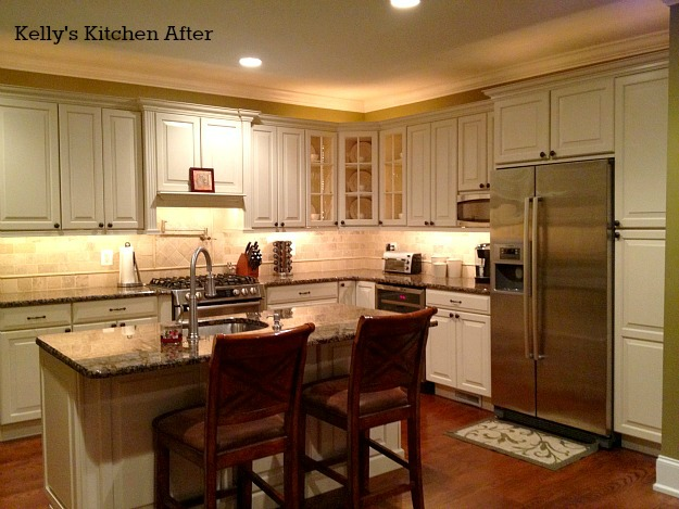 6 Dramatic Kitchen Makeovers  Hooked On Houses