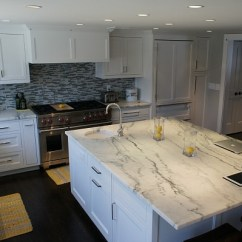 Remodeled Kitchen Pantry Storage Cari S Newly Baths Hooked On Houses View From Overhead 2