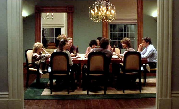 Image result for the big chill film dinner scene