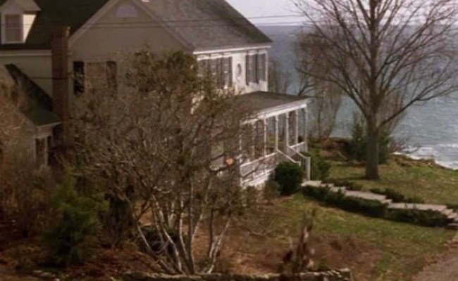 Harrison Ford S Country House In Patriot Games