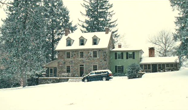 Chadds Ford Pennsylvania Snow