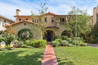An Updated Spanish-Style Home For Sale in San Marino
