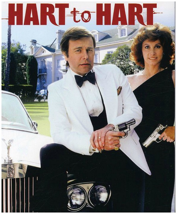 Hart to Hart Season One DVD with Special Features