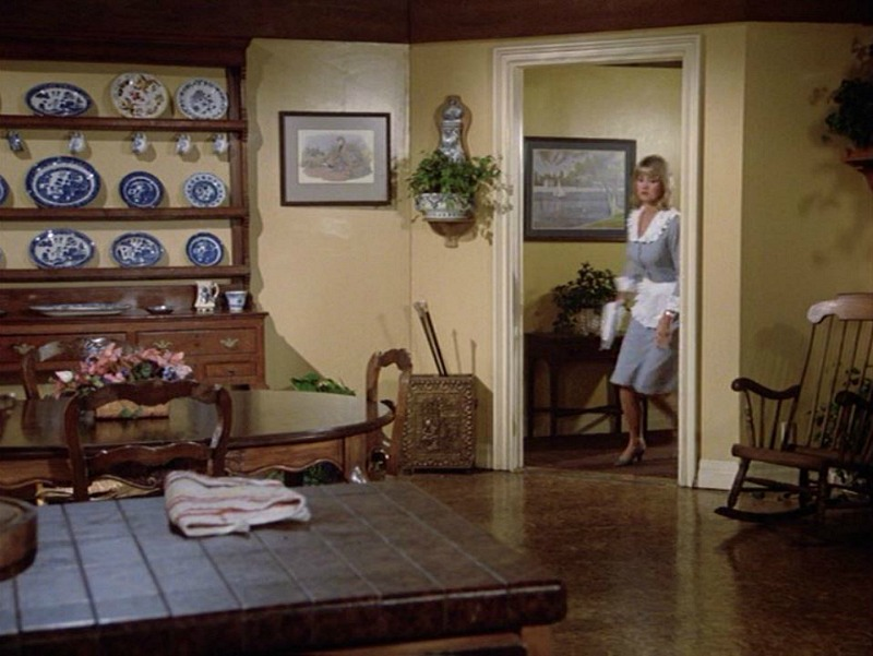 Kitchen on TV show Hart to Hart