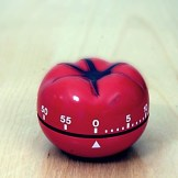 The Pomodoro Kitchen timer