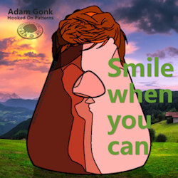Smile when you poster