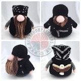 Gonk free crochet patterns