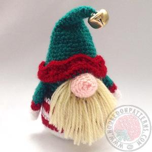 Elf Gonk Crochet Pattern