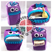 Crochet Patterns for Kids - Lunch Bag