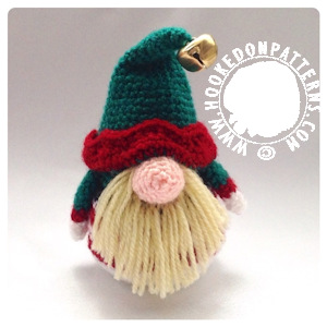 Elf Gonk free crochet pattern