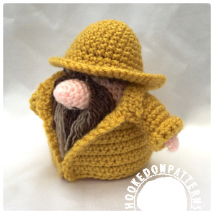 Fisherman Gonk Free Crochet Pattern – Doll Clothes