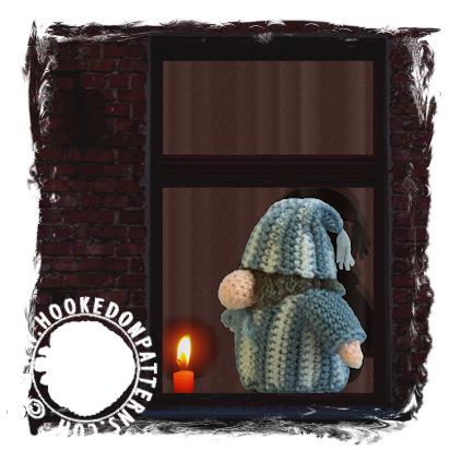 Sleepy Gonk free crochet pattern