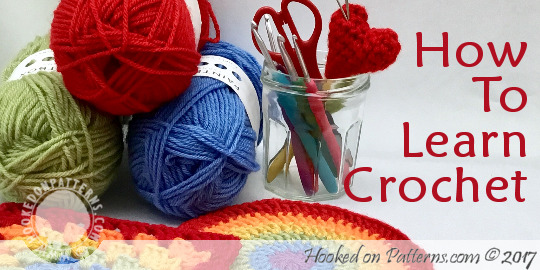 How to Learn Crochet