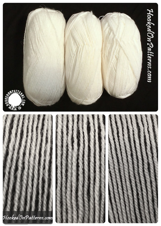Learn Crochet - Yarn fibres