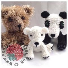 Bear Crochet Pattern