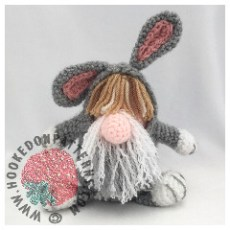 Bunny Toy Free Crochet Pattern