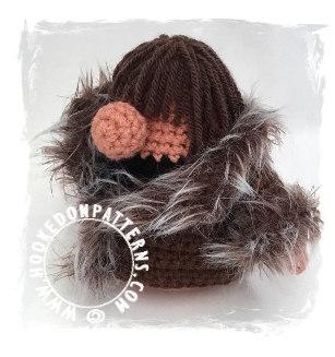 Eve Gonk Jacket Free Crochet Pattern