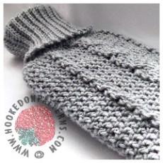 Hot Water Bottle Crochet Pattern