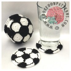 Soccer Football Crochet Pattern