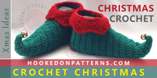 Crochet Christmas Patterns Gifts Ideas Hooked On Patterns