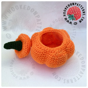Free Crochet Pumpkin Pattern