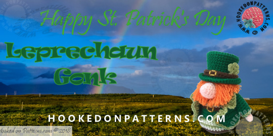 St Patricks Day Crochet