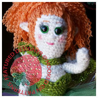 Free Fairy Crochet Pattern - Free Crochet Patterns