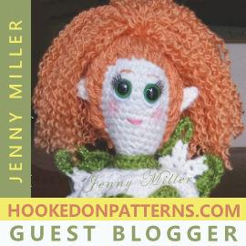 Free Fairy Doll Crochet Pattern