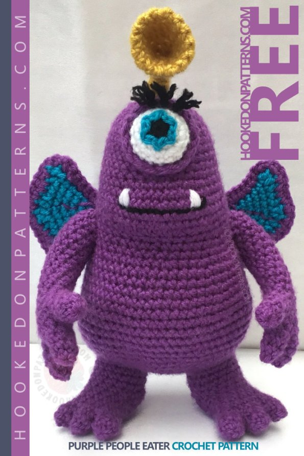 Free Amigurumi Patterns Too Cute Not to Crochet - DIY Candy | 893x595