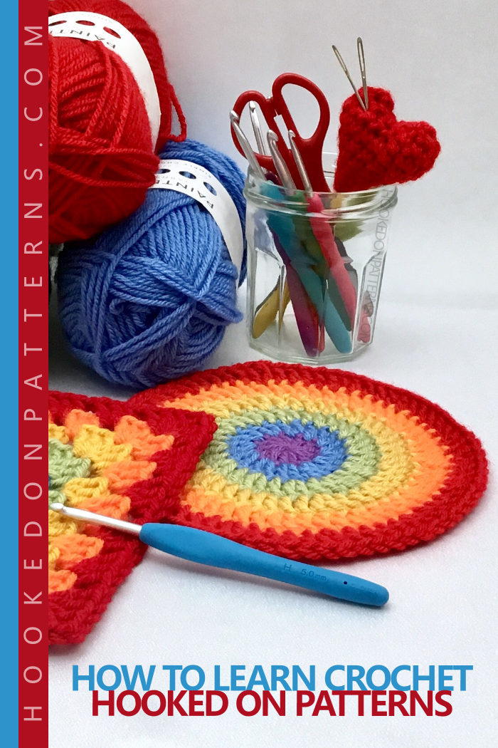 learn to crochet amigurumi - an illustrated tutorial guide for beginners | 1050x700