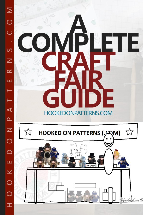 Craft Fair Guide for beginners. If you're new to crafts fair and looking to get started, read this! I have written this guide with the first time craft fair exhibitor in mind. This tutorial includes. how to make a Craft Fair Stall display. #crafts #craftfair #craftsseller
