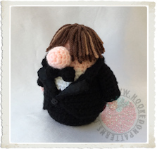 Groom Gonk Crochet Pattern thumbnail button image