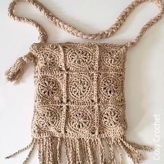 Festival Bag Crochet Pattern