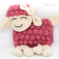 Sheep Ragdoll Free Crochet Pattern