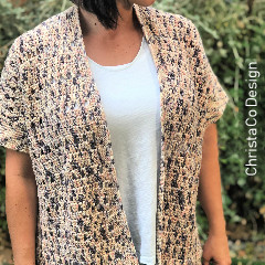 Summer's End Cardigan Crochet Pattern