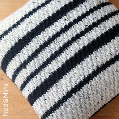 Throw Pillow Crochet Pattern
