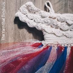American Belle Kids Free Crochet Pattern