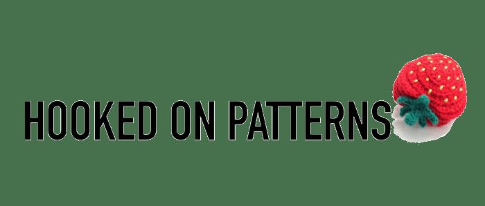 Hooked On Patterns Website Logo