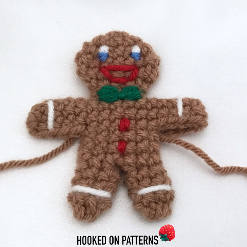 Image of Gingerbread man