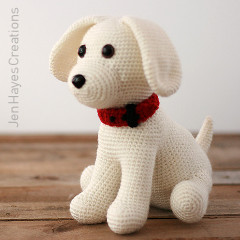 Puppy Dog Free Crochet Pattern