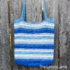 Vendbar Tote Bag Free Crochet Pattern