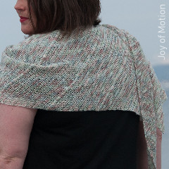 Lenio Shawl Free Crochet Pattern