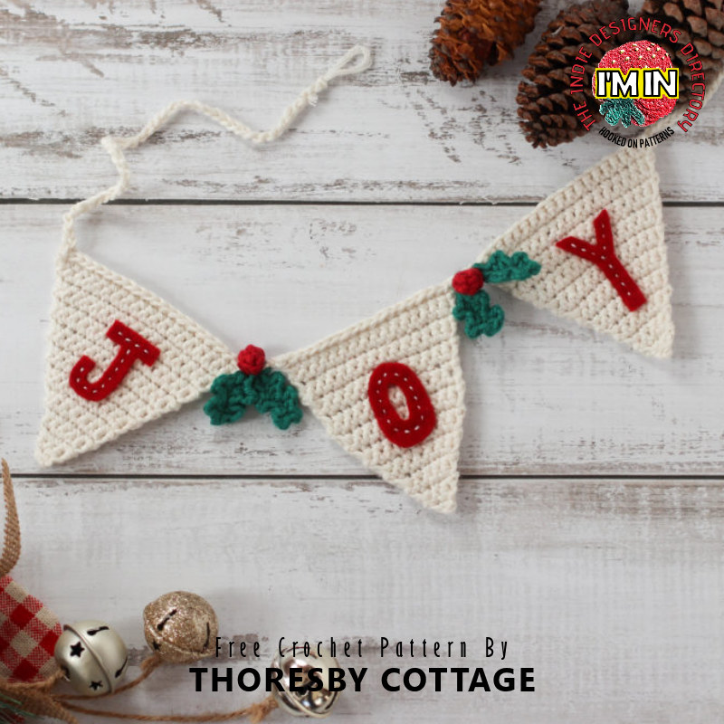 Free Joy To The World Crochet Pattern