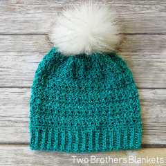 Edgewater Hat Free Crochet Pattern