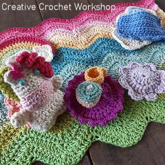 Fold Up Unicorn Crochet Play Set Free Crochet Pattern